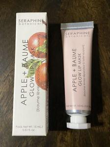 Seraphine Botanicals Apple + Baume Glow Lip Mask #B11