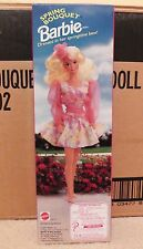 1992 Spring Bouquet Barbie Doll Special Edition ~In original Mattel shipping box