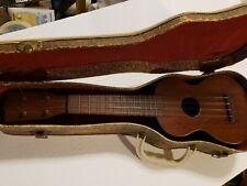 Vintage 1920s 1930s Martin 1 Ukulele
