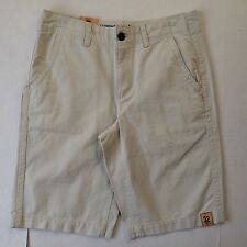 URBAN PIPELINE Mens Shorts Size 32 Waist 100% Cotton Beige NEW