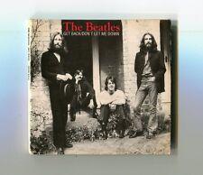 The Beatles  3-INCH cd-single  GET BACK © UK 1989 # CD3R 5777 - 2 Track