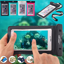 Waterproof Underwater Pouch Dry Bag Case Cover F Cell Phone Samsung S8+ iPhone 7