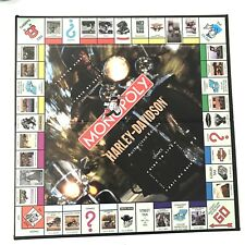 Monopoly Harley Davidson Edition Replacement Piece Part Game Board 19 x 19""