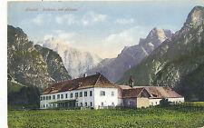 AK Seehaus am Almsee im Almtal, Grünau, Oberösterreich    (B10)