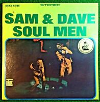 Sam & Dave Soul Men Original LP 1967 Classic Album Stax - S 725