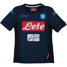 Camiseta de fútbol de clubes internacionales para niños Kappa