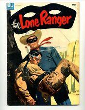 Lone Ranger #75    Dell 1954