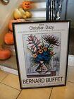 """"""" Poster Original Bernard Buffet 1997 Gallery Christian Dazy """""""