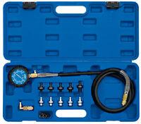 Oil Pressure Test Kit (12 Piece) Draper 35879