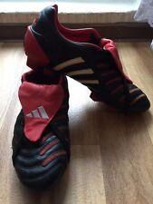 Adidas Predator Pulse fg 2004 rare model beckham zidane us 10.5