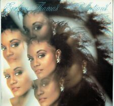 """EVELYN THOMAS - 12"""" - Reflections / Running Wild... UK Picture Sleeve. Record"""