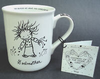 Coffee Mug Children of Inner Light Godmother Tribute Papel Hang Tag Marci 15oz