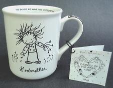 Coffee Mug Children of Inner Light Godmother Tribute Papel Hang Tag Marci 15oz