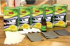 (SUPER STRONG 2000) HEADLIGHT☆RESTORATION☆KIT☆CAR LENS☆CLEANER☆CLEAN☆CLEAR☆RENEW