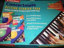 Radio Shack Concertmate Getting Started Pack