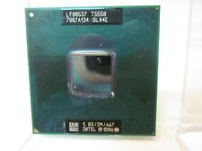 Procesador CPU SLA4E Intel Core 2 Duo T5550 caché de 2 M, 1,83 GHz, FSB 667 MHz