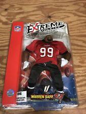 NFL Extreme Athletes Series Figure Buccaneers Warren Sapp