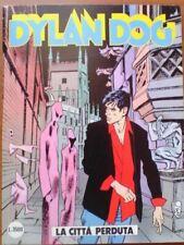 DYLAN DOG n° 137 La città perduta - Prima Edizione