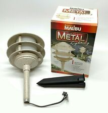 Intermatic Malibu Do It Yourself Metal Outdoor Lighting Light Open Box 11W