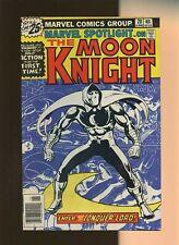Marvel Spotlight 28 GD 2.0 * 1 * 1st Solo Moon Knight Story! 1st Conqueror-Lord!