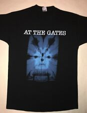 AT THE GATES 1993 'With Fear I Kiss the Burning Darkness' T-Shirt XL