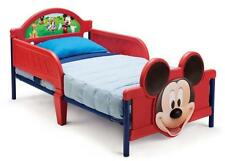 Disney Mickey Mouse 3D Toddler Bed NEW