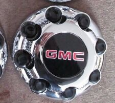 8 LUG GMC CHROME CENTER CAP FOR GEN MOTORS STEEL WHEELS - OEM- 15052380