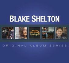 Blake Shelton Original Album Series 5 CD NEW sealed