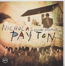 NICOLAS PAYTON    CD  GUMBO NOUVEAU