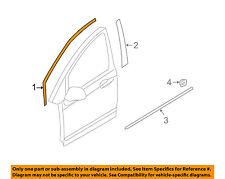 KIA OEM 07-10 Rondo Front Door-Black Out Tape Left 863621D000