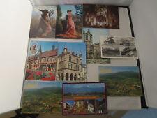 Postkarten-Ansichtkarten 10 verschiedene