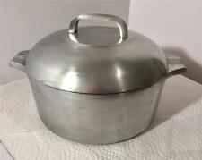 New listing 1950s Wagner Ware Sidney 0 Magnalite Cast Aluminum Roaster Dutch Oven 4248P