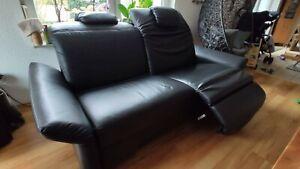 Echt leder Couch Musterring gebraucht
