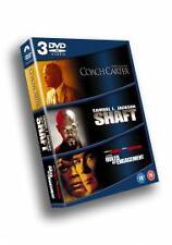 Samuel L. Jackson - Coach Carter/ Shaft / Rules Of Engagement (DVD, 2005,...
