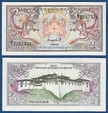Bután 2 ngultrum (1986) UNC p. 13