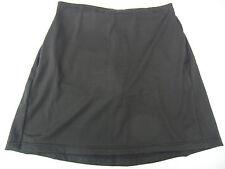 NEW Shapewear Inspiration Fat Free Tummy Toning Slip Pantie Black Skirt Womens L