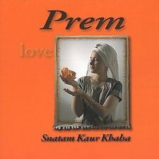 Snatam Kaur Khalsa and Snatam Ka: Prem Original recording Audio CD