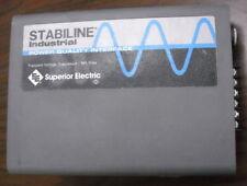 SUPERIOR ELECTRIC PQI-3120H, PQI3120H Stabiline