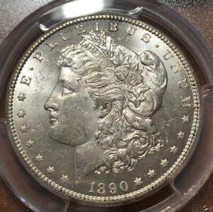 1890-CC Morgan Dollar - PCGS MS62