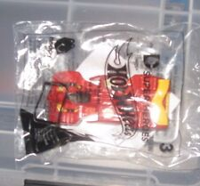 MCDONALD'S 2016 HAPPY MEAL COLLECTOR'S SUPER HEROES HOT WHEELS #3 THE FLASH, NEW