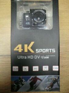 Sport Aktion Kamera Action Cam Camera UHD Unterwasserkamera NEU