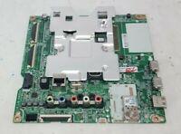 Used LG 49UK6090PUA TV Main Board - EBT65532904 / EAX67872805(1.1) Replacement