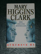 Mary Higgins Clark: Remeber me