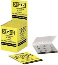 More details for clipper lighter flints universal for all lighters types swan