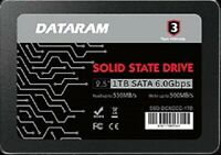 "DATARAM 1TB 2.5"" SATA 6.0 Gbps  2.5"" SSD FOR APPLE MACBOOK  AND MACBOOK PRO"