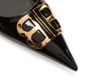 Balenciaga Slingback Shoes Size UK 5 (EUR 38) rrp £695 Ex-Display