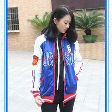 Yuri Plisetsky Cosplay Anime Yuri!! on Ice Jacket Costume Coat Pants Sportswear