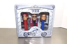 NEW ORANGE COUNTY CHOPPERS PEZ COLLECTOR TIN - SEALED NIP - Set of 3 (2006)