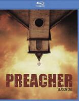 Preacher: Season 1 (Blu-ray Disc, 2016, 3-Disc Set)
