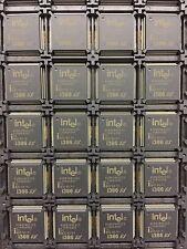 (1 PIECE) KU80386EXTC-25 INTEL MPU Intel386 EX 32bit 25MHz 132-Pin PQFP